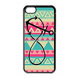 Mysterious Infinity&Beyond logo for iPhone 5C hard back case