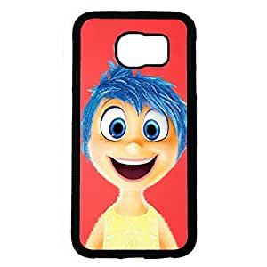 Inside Out Joy Phone Case Cover for jor13 Samsung Galaxy S6 Hard Case