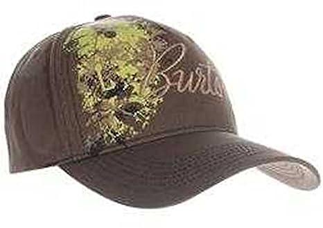 Amazon.com  Burton Willow Womens Olive Curved Brim Flexfit Hat Osfa ... 4edc7d4316ca