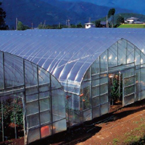 農ポリ 厚さ0.1mm×幅210cm×長さ100m B00KCIEWP4
