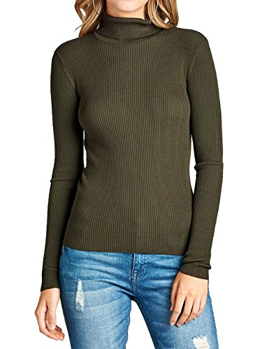 Jersey Ribbed Pullover - 5