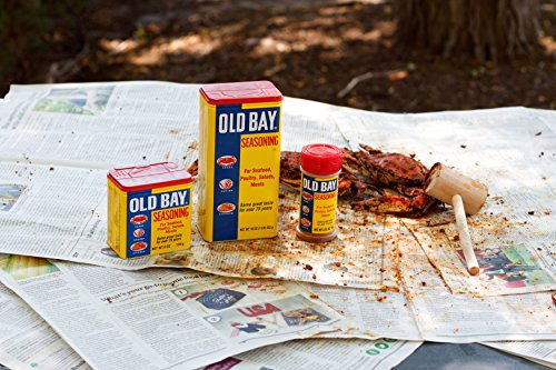 OLD BAY Seafood Seasoning, 2.62 oz (Case of 12) by Old Bay (Image #5)