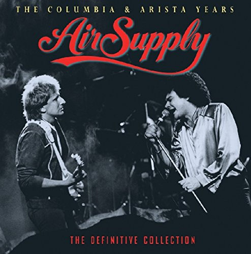 Air Supply - The Columbia & Arista Years--The Definitive Collection - Zortam Music