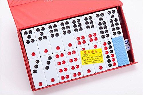 Chinese Pai Gow Paigow Tiles Game Casino Fun #20 Blue