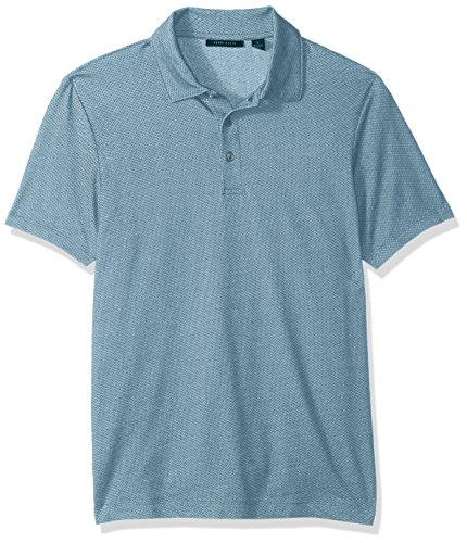 Perry Ellis Solid Interlocked Shirt