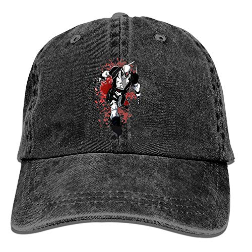 HSZRF Baseball Cap-Deadpool X Force Costume Cowboy Hats for Mens Women Dad,Sports Baseball Caps -
