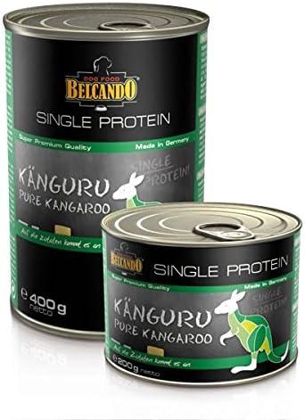 Belcando - Canguro de proteínas, 5 x 200 g: Amazon.es ...