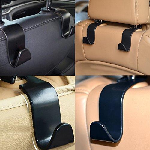 auto seat hooks