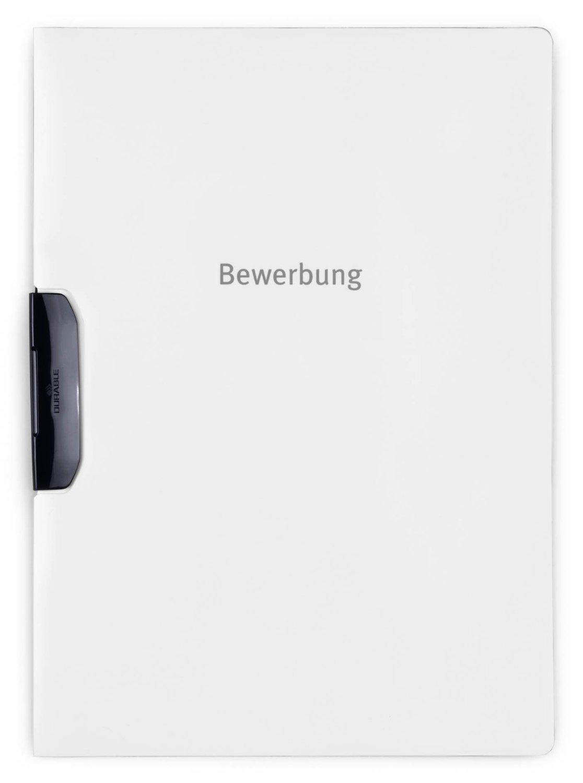 Durable 228907 Bewerbungsmappe Duraswing Job (bis 30 Blatt A4) 5er Packung  dunkelblau: Amazon.de: Bürobedarf & Schreibwaren