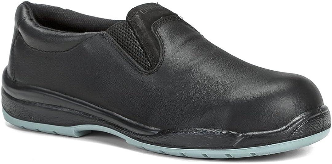 Robusta-Zapato Anatómico Carmen Ind S2 Negro: Amazon.es: Zapatos y ...