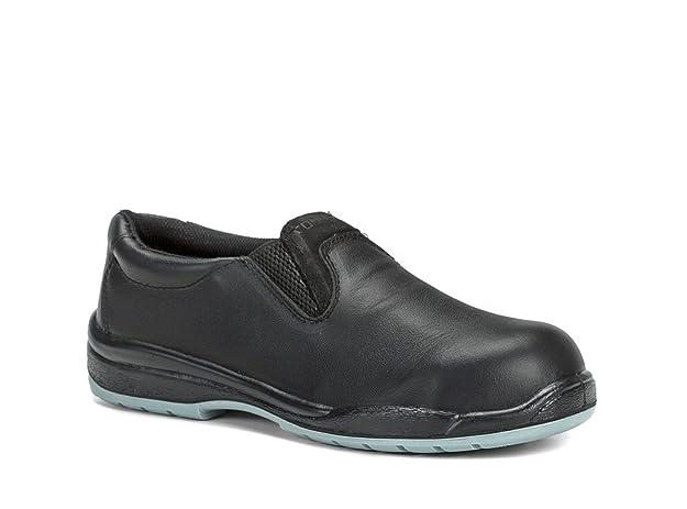 Robusta-Zapato Anatómico Carmen Ind S2 Negro: Amazon.es: Zapatos y complementos