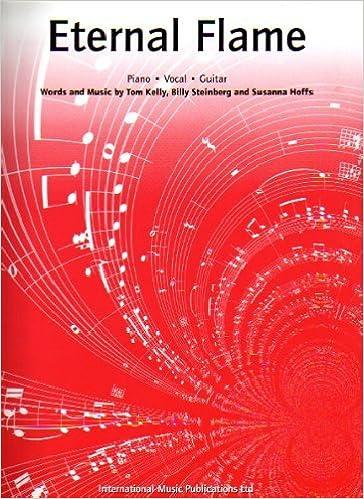 "Ebook ita pdf kostenloser Download ""Eternal Flame"": (Piano/Vocal/Guitar) in German PDF iBook"