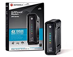 ARRIS SURFboard SB6141 Cable Modem - Best Overall, Runner-Up