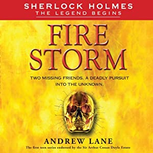 Fire Storm Audiobook