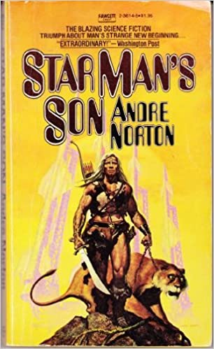 STAR MANS SON, Andre Norton