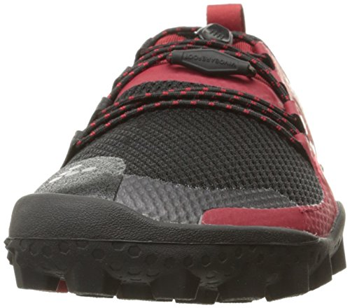 Noir Rouge SG Primus Trail Black Homme et Chaussures Vivobarefoot UfIwY