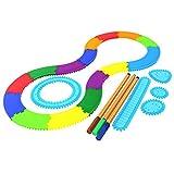 PP-NEST DIY Spiral Free Style Spirograph Shape Set WHC-01 (Style 602)