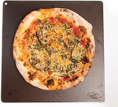 Dough-Joe Pizza Steel Baking Sheet--The Emperor™--15