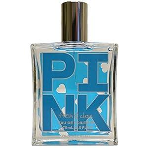 Victoria's Secret Pink Eau De Toilette Fresh & Clean Perfume 2.5 oz