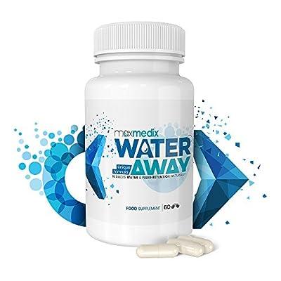 MaxMedix Water Away - Natural Diuretic Supplement - Herbal Diuretic
