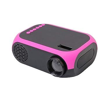 Mini proyector - 320 * 240 PPP - Soporte HD: Amazon.es: Electrónica