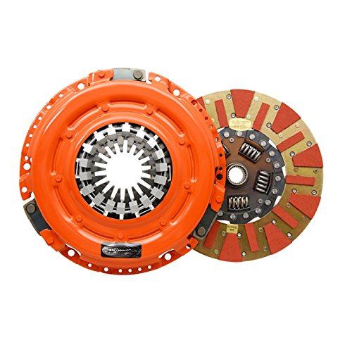 Eckler's Premier Quality Products 25105687 Corvette Clutch System 11'' Centerforce II Dual Friction