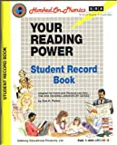 img - for Your Reading Power Hooked on Phonics Student Record Book book / textbook / text book