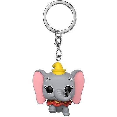 Funko Pop! Keychain: Dumbo - Dumbo Collectible Figure, Multicolor: Toys & Games