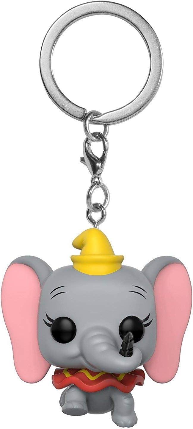 Amazon.com: Funko Pop! Llavero: Dumbo – Figura coleccionable ...