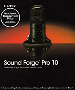 Sony Sound Forge Pro 10 Academic