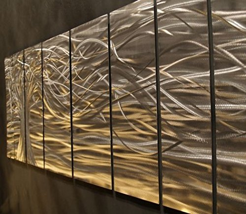 Contemporary metal wall art sculptures by ash carl