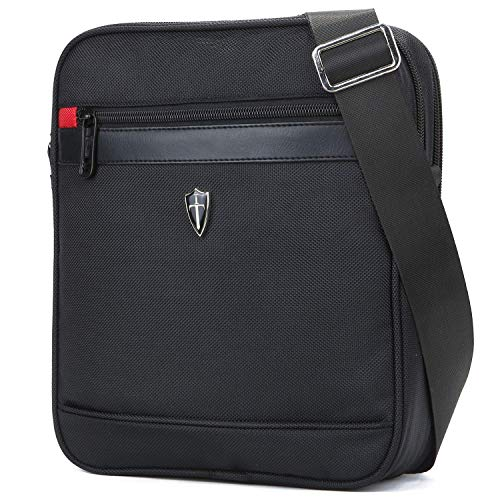 Victoriatourist V7002 Vertical Shoulder Messenger Bag for iPad/Tablet Upto 10.1