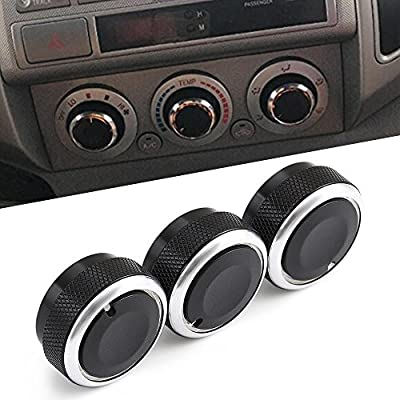 A/C Air Conditioning Control Switch Knob Button For Toyota Tacoma 2005-2015: Automotive