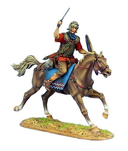 First Legion ROM123 Imperial Roman Auxiliary Cavalry with Sword - Ala II Flavia