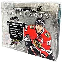$159 » 2020-21 Upper Deck Artifacts Hockey Hobby Box