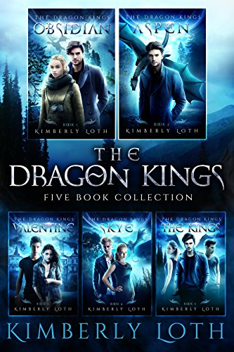 The Dragon Kings: The Complete Series ()