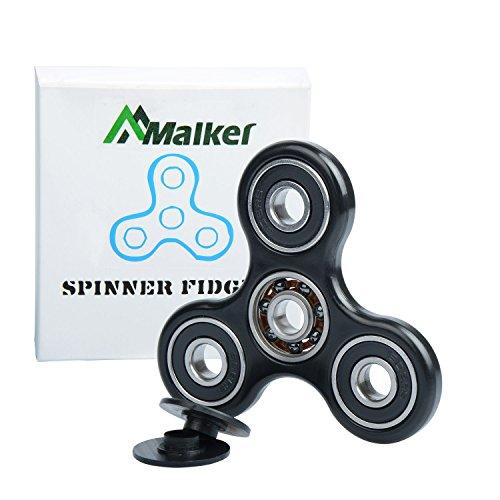 Malker Fidget Spinner Decompression Children