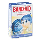 Band-Aid Disney Inside Out Bandages - First Aid Kid Supplies - 480 Per Pack