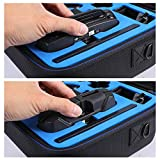 D DACCKIT Travel Carrying Case Compatible with DJI