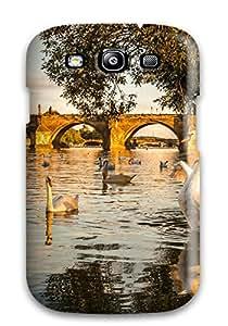 Nafeesa J. Hopkins's Shop MarvinDGarcia Case Cover For Galaxy S3 - Retailer Packaging Swan Protective Case 3050289K83113950