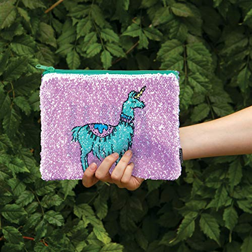 Style.Lab Magic Sequin Reveal Pouch-Llama/Drama by Style.Lab (Image #6)
