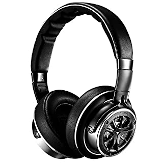 1MORE Triple Driver Over-Ear Headphones Comfortable Foldable Earphones with Hi-Res Hi-Fi Sound, Bass Driven, Tangle-Free Detachable Cable for Smartphones/Android/PC/Tablet - H1707 Silver/Titanium (B0798TVDVJ) | Amazon price tracker / tracking, Amazon price history charts, Amazon price watches, Amazon price drop alerts
