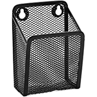 Ivosmart Remote Control Holder - Space Saving Metal Wall Mount Media Organizer Box