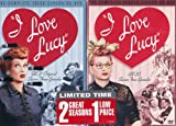 I Love Lucy LIMITED EDITION 2 DVD Set The Complete Third Season and Fourth Season - (season 3 and 4)