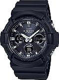 Casio GAS100B-1A G-Shock Tough Solar Men's Watch Black 55.1mm Resin/Aluminum case