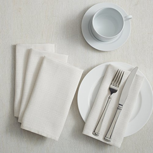 Benson Mills Textured Fabric Napkins (18
