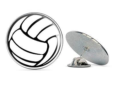 f934c01a395f3c Amazon.com: NYC Jewelers Round White Volleyball Shape Window (car ic ...