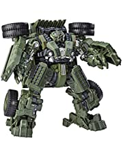 "TRANSFORMERS Studio Series 42 Constructicon Long Haul 6.5"" Voyager Class Action Figure - Generations Revenge of the Fallen - Kids Toys - Ages 8+"