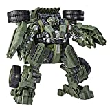 Transformers Toys Studio Series 42 Voyager Class Revenge of The Fallen Movie Constructicon Long Haul Action Figure - Ages 8 & Up, 6.5'