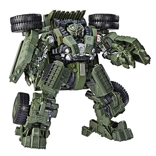 Transformers Toys Studio Series 42 Voyager Class Revenge of The Fallen Movie Constructicon Long Haul Action Figure - Ages 8 & Up, 6.5